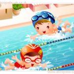 Plavecký výcvik - pravidelné pondělní testování
