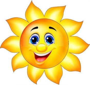 slunce-kreslené