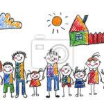 deti-kresleni-stastna-rodina-matka-otec-sestra-bratr-stastna-matka-a-otec-se-synem-a-dcerou-rodinny-dum-detske-ilustrace-s-stastny-par-deti-rodice-dum-domaci-pro-mou-rodinu-krida-400-93463613