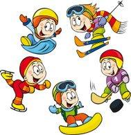 35281960-winter-sport-hockey-player-skater-boy-skier
