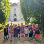 Týden zážitků a výletů u Berušek